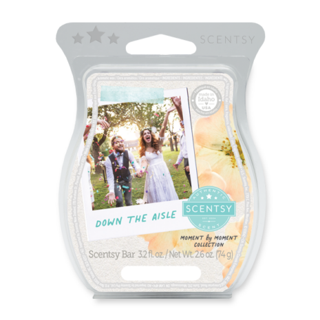 Down the Aisle Scentsy Bar