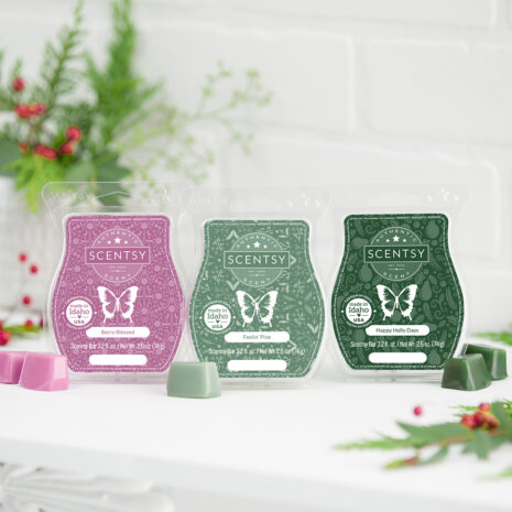 Berry Blessed Scentsy Bar