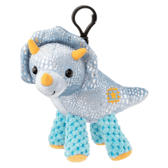 Terra the Triceratops Buddy Clip