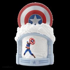 Marvel Captain America Scentsy Warmer