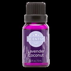 Lavender Coconut Natural Oil Blend