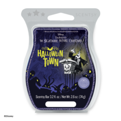 The Nightmare Before Christmas Halloween Town Scentsy Bar