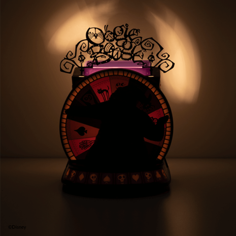 The Nightmare Before Christmas: Oogie Boogie's Casino Scentsy Warmer