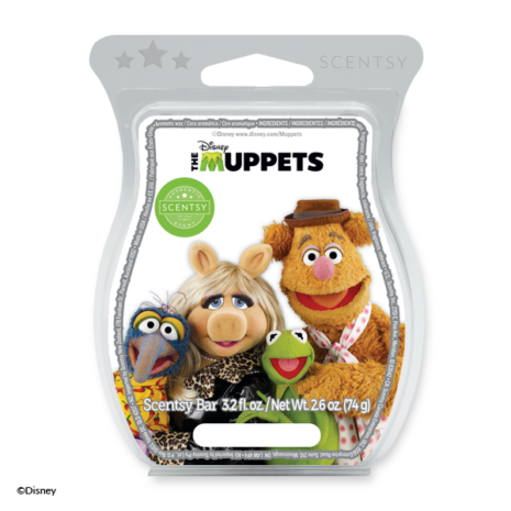 Disney The Muppets Scentsy Bar