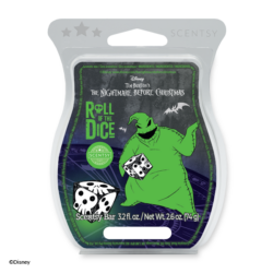 Roll of the Dice Scentsy Bar