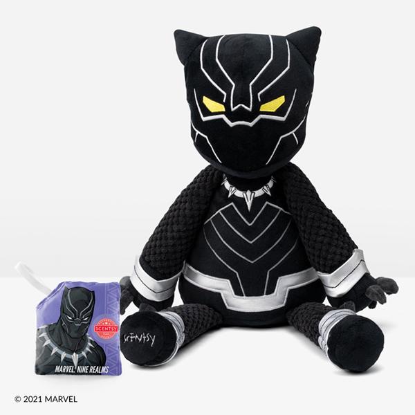 Black Panther Buddy