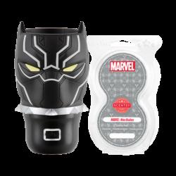 Black Panther Wall Fan Diffuser + Pod Bundle