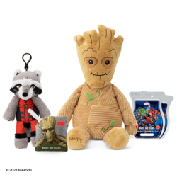 Groot and Rocket Marvel All-In Bundle